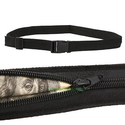 Travel Secret Waist Money Belt Hidden Security Safe Protect Wallet Ticket Pouch