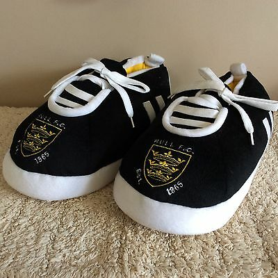 Hull Fc  Slippers Size 5/7  Rugby League. AIRLIE Birds