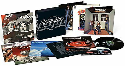 Status Quo 'The Vinyl Collection 1972-1980' (New Vinyl LP Box)
