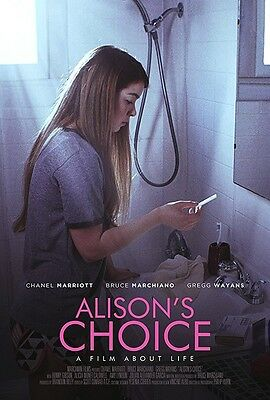 Christian Movie Store -- Alison's Choice - DVD -- New Sealed