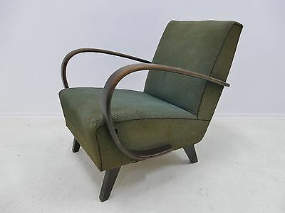 Mid-century Art Deco Vintage Retro Danish Style Chair Armchair