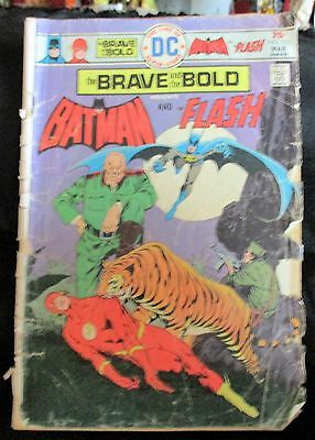 "OLD!! 1976 Comic Book: ""The Brave & the Bold: Batman & Flash"" #125"
