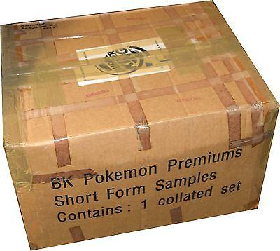 1999 Burger King Pokemon Premiums Complete Case 57 Sealed Toys Original Box
