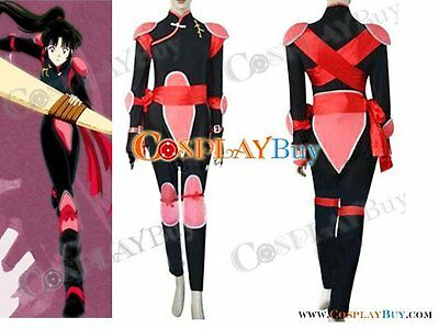Inuyasha Sango Cosplay or Halloween Costume / Outfit
