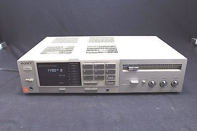 Sony Str-Vx200 Receiver Phono Cd Aux Line In Vintage Stereo 4 Speakers Ac Switc