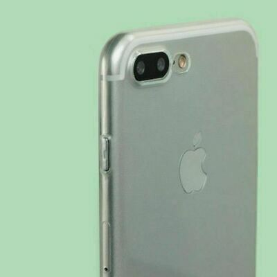 Ultra Thin Slim Hard 0.3mm Cover Case Skin Air Case for iPhone 7 Plus Black