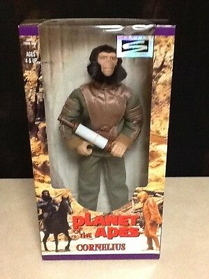 "1998 Planet of the Apes 12"" 30th Anniversary Edition Cornelius Figure NIP!!"