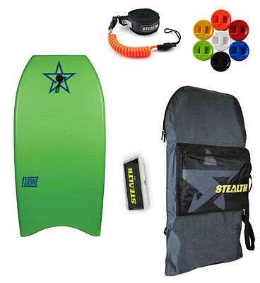 NEW Stealth 2017 Drone Bodyboard Package
