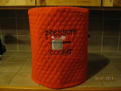 New Electric PRESSURE COOKER, INSTANT POT Appliance Cover, Choose color & size