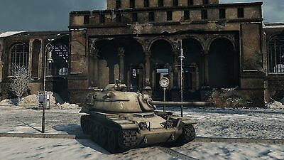 World of tanks EU, NA, RU. Reward T95E2. Get for 9-11 days.