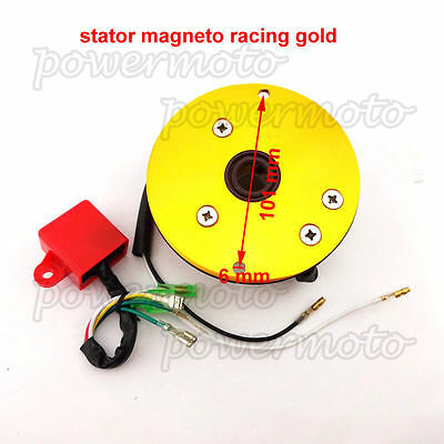 Racing Magneto Stator Rotor CDI For Pit Bike 110cc 125cc 140cc Engine Lifan YX