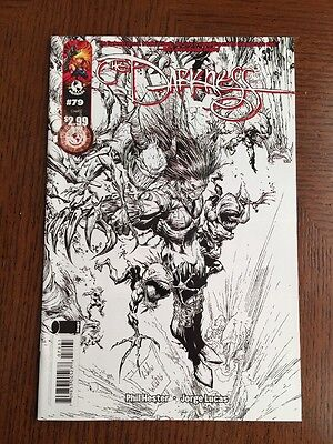 Darkness (Aug 2009, Top Cow 3rd Series) #79C VF+