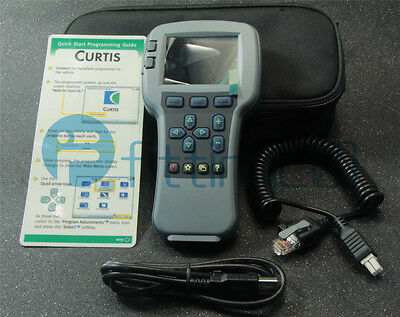 For Curtis Handheld PMC Programming Controller 1313-4401