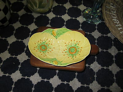 Sweetest Little Yellow Carlton Ware Salad Dish / Side Dish In Buttercup Pattern