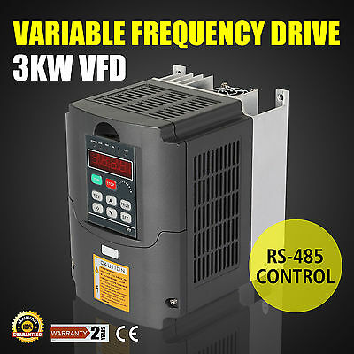 New 220V Ariable Frequency Drive Inverter Vfd 3Kw 4Hp Ce Approved