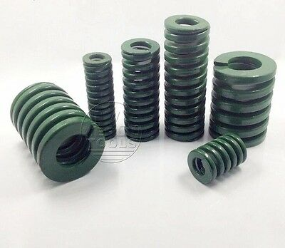 OD 35mm ID 17.5mm Heavy Load Green Mould Die Spring Select Variations