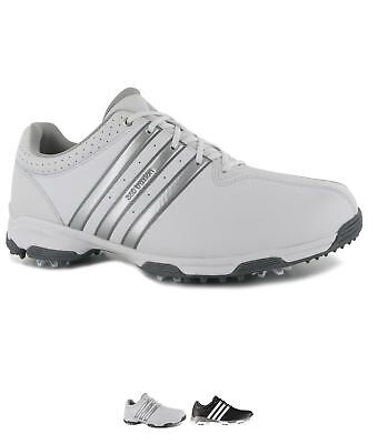 SPORTIVO adidas 360 Traxion Mens Golf Trainers White