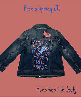 Cats Jacket. Free shipping EU