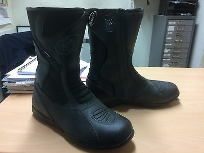 Oxford Motorcycle Boots - Bone Dry, size 12.
