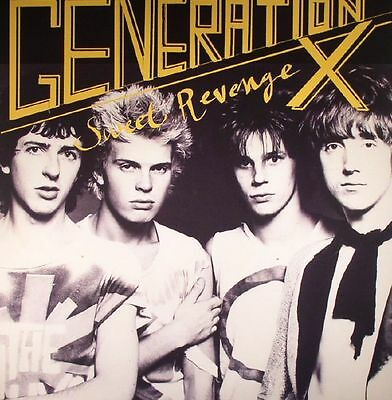 GENERATION X - Sweet Revenge - Vinyl (LP)