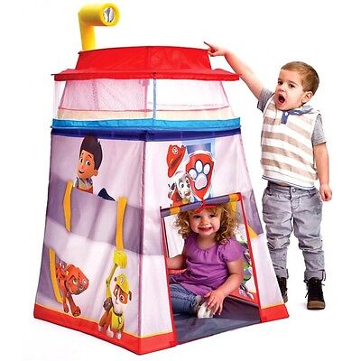 Paw Patrol Lookout Tower Playhouse Tent