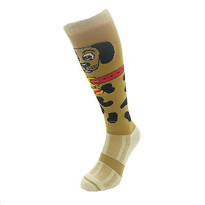 Rugby Heaven Rover Dog Funky Socks Kids