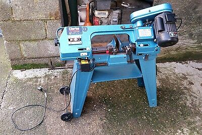 """Clarke Metalworker 6"""" 152mm Band Saw CBS45MD"""
