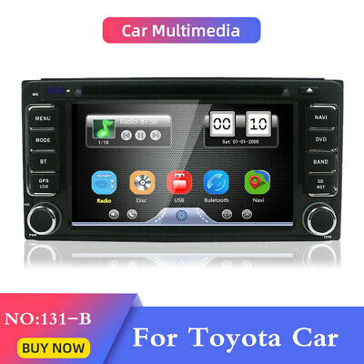 "6.2"" car dvd usb player gps navigation stereo in dash 2din head unit+CAM"
