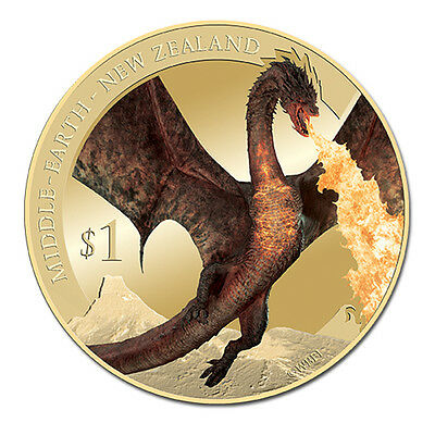 The Hobbit - 2014 The Battle Of The Five Armies Coin
