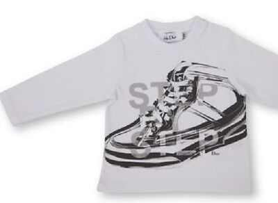 Baby Dior T-Shirt Jungen  NEU Baby Dior T-Shirt boy NEW FINAL SALE NP149EUR