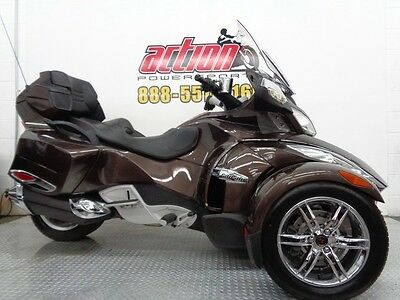 Can-Am Spyder RT Limited  2012 Can Am Spyder RT SE5 Limited Touring Trike Financing shipping