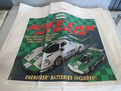 Hess Bags - Lot 0F 50 Bags For 2009 Race Car Hauler