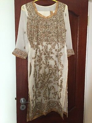 Indian Pakistani Shalwar Kamiz Trouser Outfit