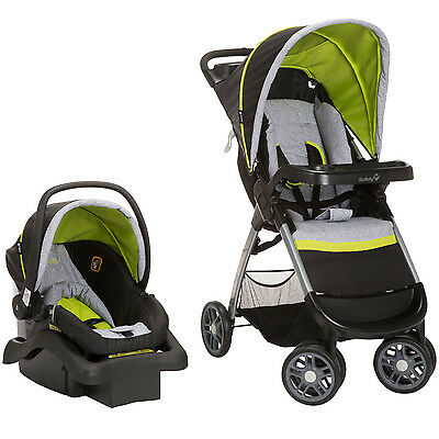 Safety 1st Amble Quad Travel System with onBoard22
