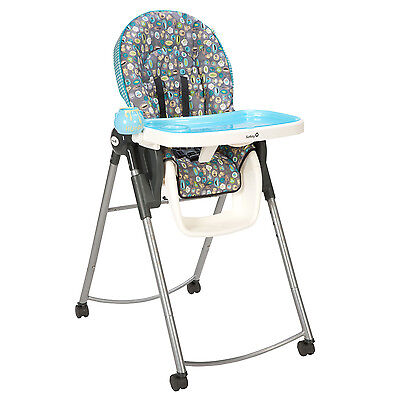 Disney Baby AdjusTable High Chair, Geo Pooh