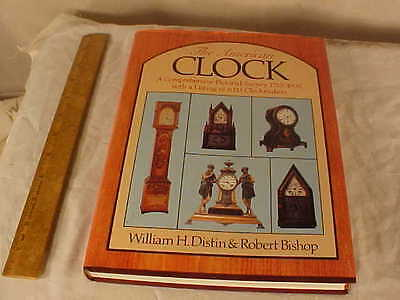 The American Clock, 1723-1900, Listing of 6,153 Clockmakers