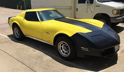 1976 Chevrolet Corvette L-48 1976 CORVETTE STRINGRAY (NUMBERS MATCHING)