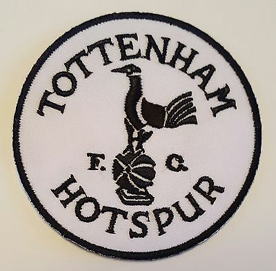 Spurs FC  Iron on/sew on soccer football patch badge crest