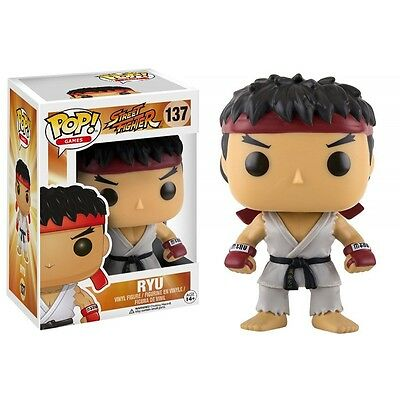 Figurine Street Fighter - Ryu Pop 10cm