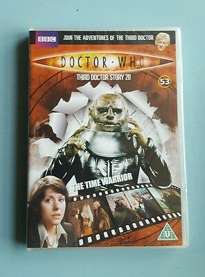 Doctor Who The Time Warrior On DVD