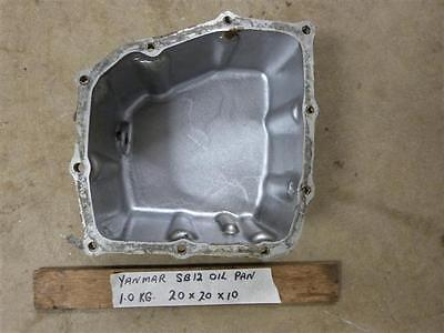 Yanmar Single Cylinder SB12 Oil Pan 1976-1980