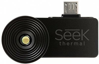 Thermal Imaging Camera Compact Infrared IR Imager Waterproof Android Devices