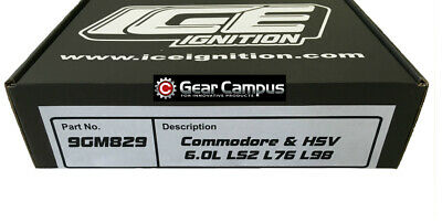 ICE Ignition PRO 100 9 mm Leads - Holden Commodore & HSV LS2 6.0L L76 L98