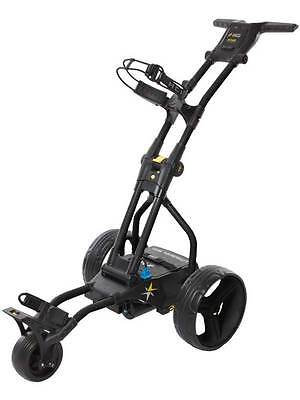 Mgi Ryder Tri Compact Electric Golf Buggy - Black - Lithium Battery - New!