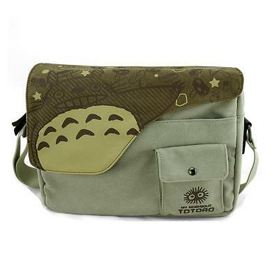 My Neighbor Totoro Cute Canvas Messenger Shoulder Bag Cosplay Collection