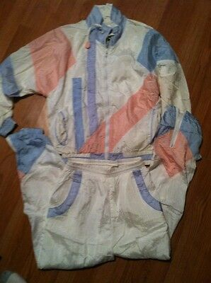 Vintage Women's International Outwear Windsuit Size Medium