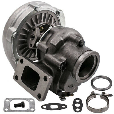GT35 GT3582 T3 flange A/R .70 front Compressor .50 a/r Rear Turbocharger Turbo