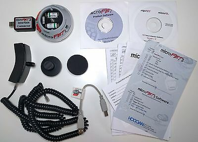 Microfet 2 Mmt Handheld Dynamometer, Product & Data Collection Software Included