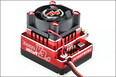 Hobbywing XERUN V3.1 120a Brushless Competition ESC - HW81020350