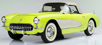 Digital Photo Of 1957 Corvette C1 S6 Convertible    __ Local Pick Up Only __
